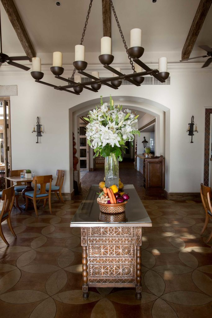 HACIENDA DINNING ROOM