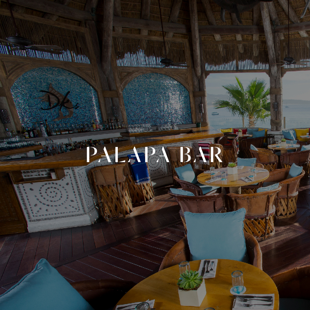 HACIENDA PALAPA BAR